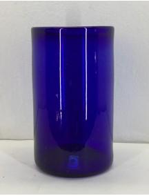 Cilindro 18 Diam X 30 Cm. de H Cobalto