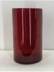 Cilindro 18 Diam X 30 Cm. de H Rojo