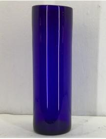 Cilindro 12 Diam X 40 Cm. H Cobalto