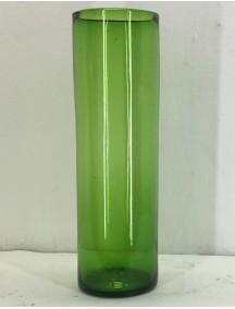 Cilindro 12 Diam X 40 Cm. H Verde