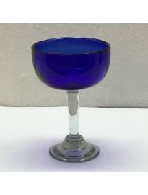 Copa Margarita Cobalto (Mínimo 50 Piezas)