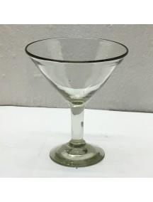 Copa Martini  Cristal (Mínimo 50 Piezas)