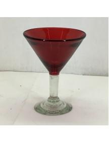 Copa Martini Roja (Mínimo 50 Piezas)
