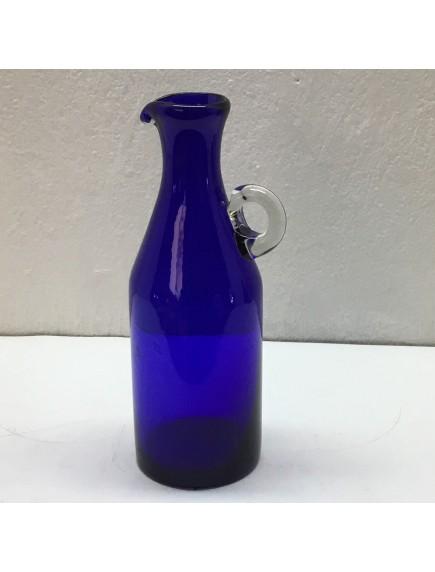 Botella Florero Vintage Cobalto (Mínimo 50 Piezas)
