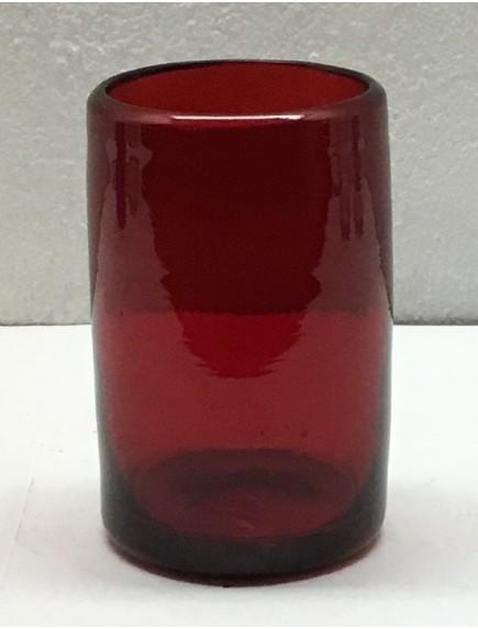 Vaso Highball Rojo