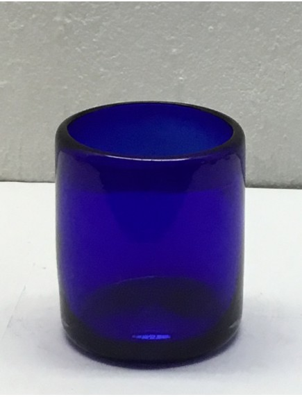 Vaso Rocas Cobalto
