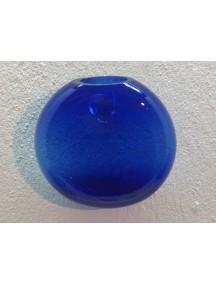 Florero Burbuja Pared Cobalto
