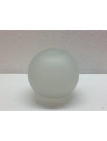 Esfera de Mesa 15 cm. Sandblast