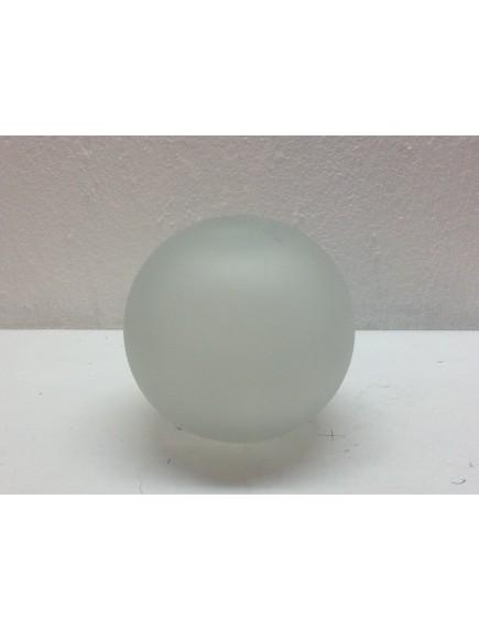 Esfera de Mesa 25 cm. Sandblast