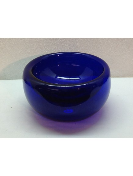 Ensaladera / Maceta Burbuja Cobalto