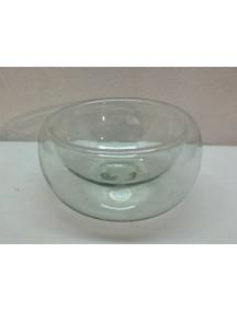 Ensaladera / Maceta Burbuja Cristal