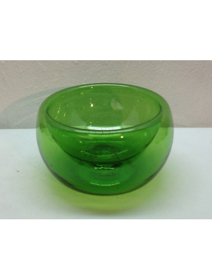 Ensaladera/ Maceta Burbuja Verde
