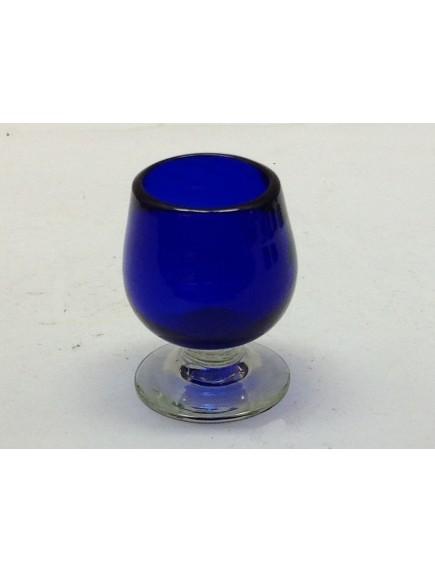 Copa Cogñac  Cobalto