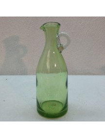 Botella Florero Vintage Verde (Mínimo 50 Piezas)