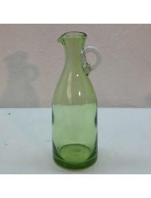 Botella Florero Vintage Verde