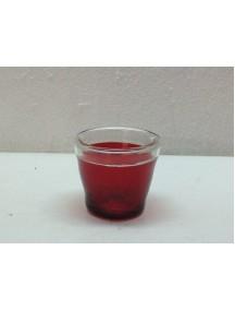 Maceta Mini Roja