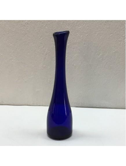 Florero Flauta Cobalto Mini