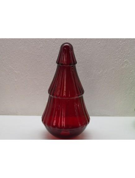 Pino Navideño color Rojo