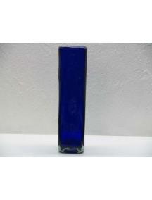 Florero Cuadrado Grande Cobalto