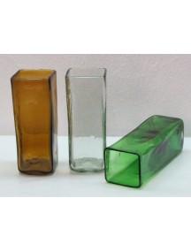 Florero Cuadrado Grande Cristal