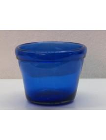 Maceta Grande Cobalto