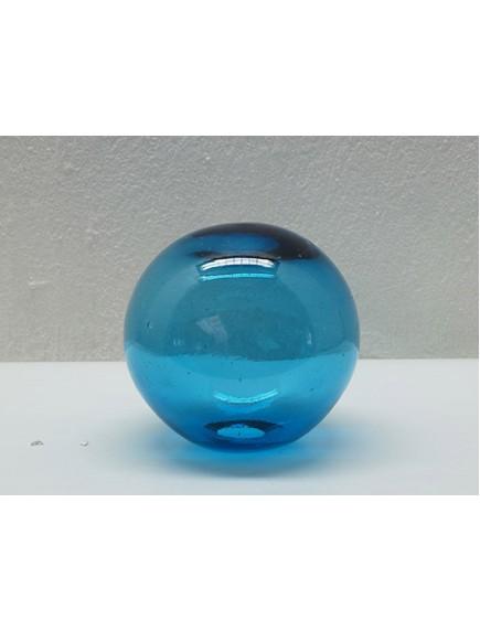 Esfera de Mesa 25 cm. Aguamarina