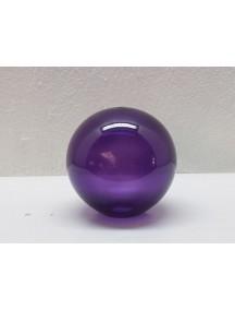 Esfera de Mesa 25 cm. Morada