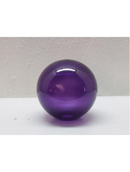 Esfera de Mesa 20 cm. Morada