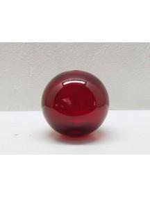 Esfera de Mesa 10 cm. Roja (MÍNIMO 50 PZAS)