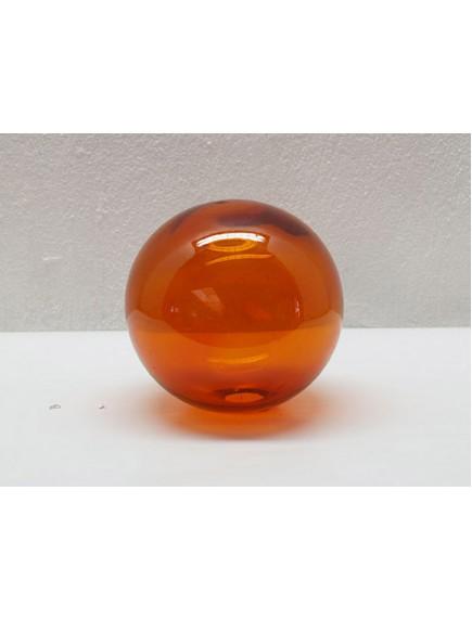 Esfera de Mesa 20 cm. Naranja