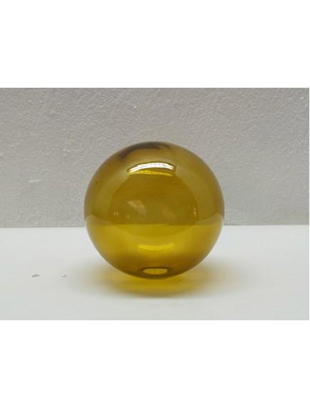 Esfera de Mesa 25 cm. Ambar