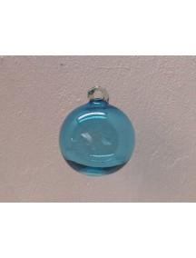 Esfera Asa 10 cm. Aguamarina (MÍNIMO 50 PZAS)