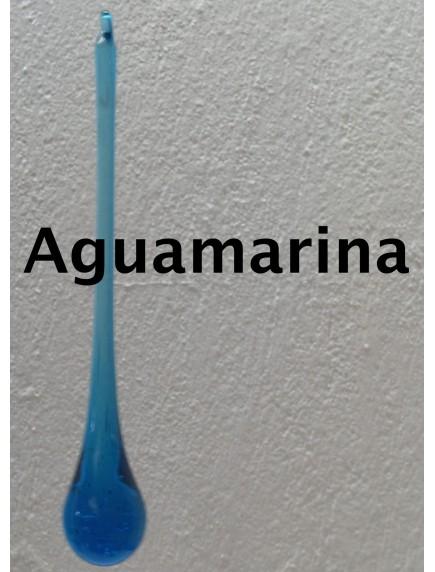 Gota Grande Aguamarina